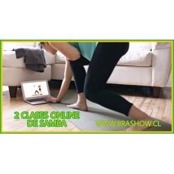 2 Clases Online Samba
