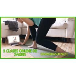 3 Clases Online Samba